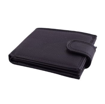 PU Wallet - Black